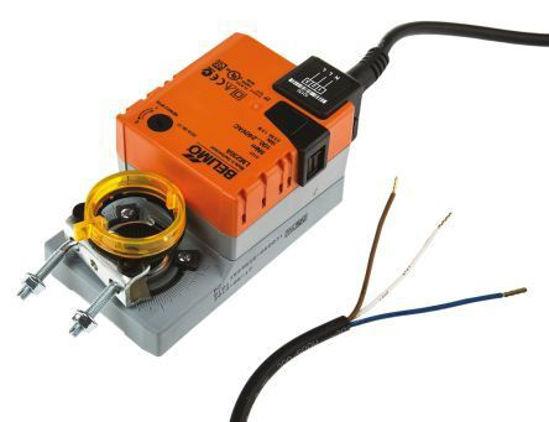 Picture of 5Nm Damper Actuator 230Vac/dc Open/Close