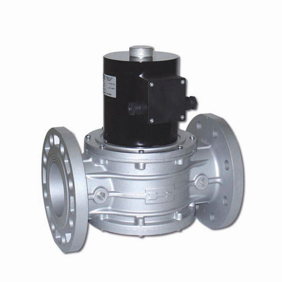 """Picture of 4"""" Gas Valve Auto Reset Flanged"""